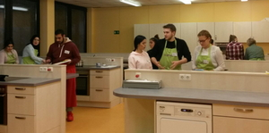 Kochprojekt Der Ergotherapie Mit Der Berufseinstiegsklasse