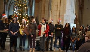Frohe weihnachten auf kurdisch